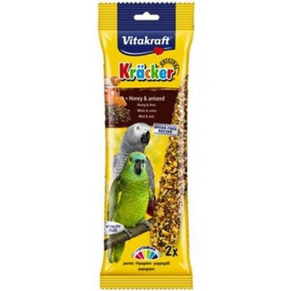 Vitakraft Kracker Honey Anise Parrot