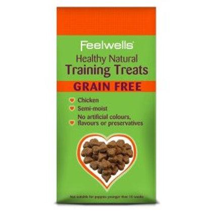 Feelwells Training Treats Grain Free 115g
