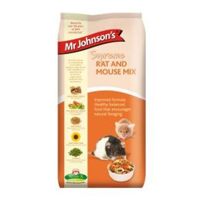 Mr Johnsons Supreme Rat and Mouse Mix 900g