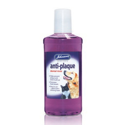 Anti Plaque Dental Rinse 250ml