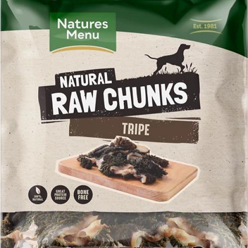 Natures Menu Tripe Chunks - 1kg