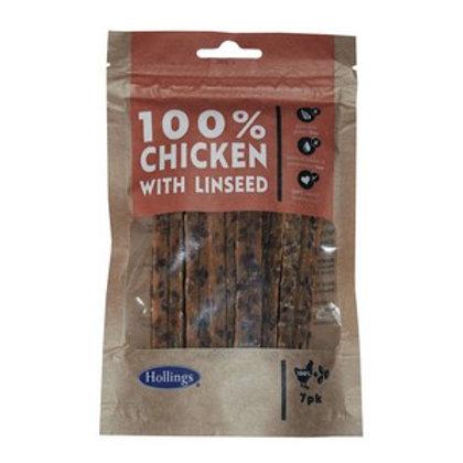 Hollings 100% Chicken & Linseed
