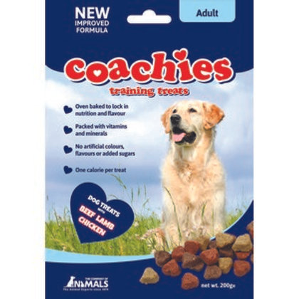 Coachies Training Treats Adult 200g