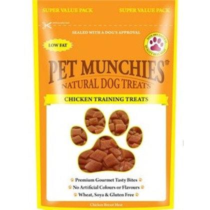 Pet Munchies Dog Training Treats Chicken 150g