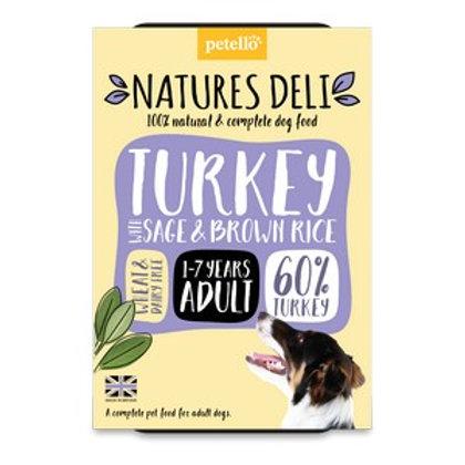 Natures Deli Turkey 400g