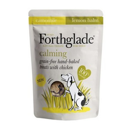 Forthglade Calming Treats Chicken Camomile & Lemon Balm