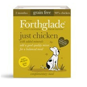 Forthglade Just chicken (395g)