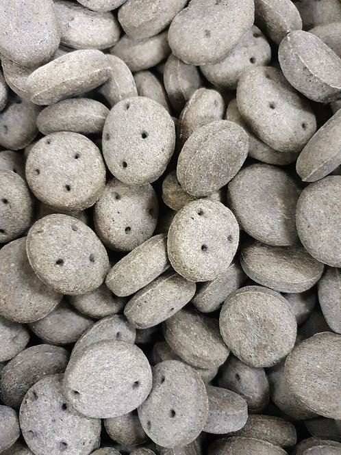 Pointer Charcoal Biscuits