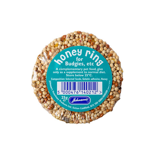 Honey Rings for Budgies & Parakeets
