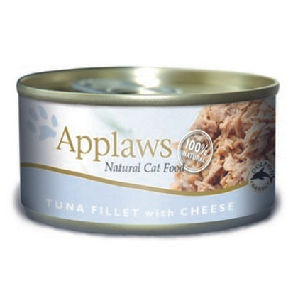 Applaws Cat Food Tuna and Cheese 70g