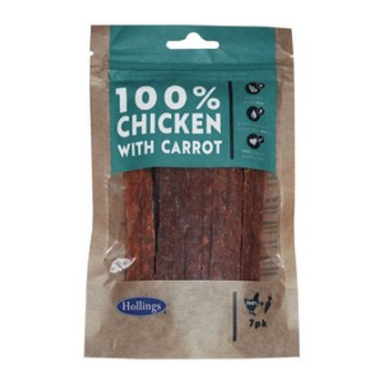Hollings 100% Chicken with Carrot