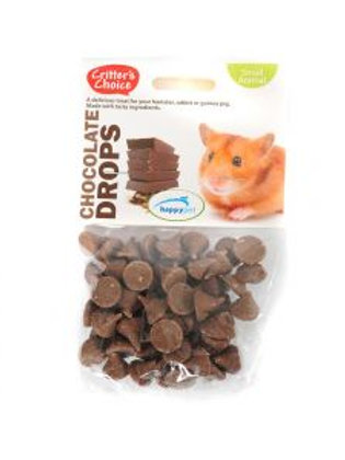Critter's Choice Chocolate Drops 75g
