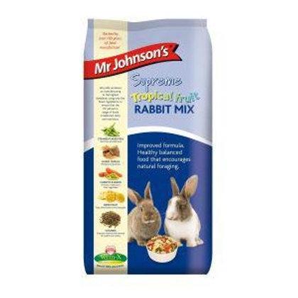 Mr Johnsons Supreme Tropical Fruit Rabbit Mix 2.25kg