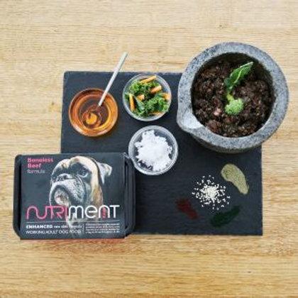 Nutriment Boneless Beef formula - Adult  - 500g