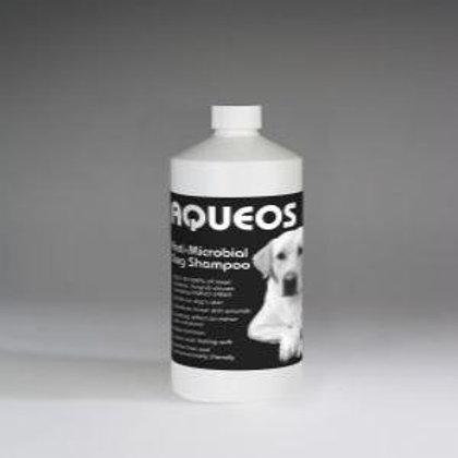 Aqueos Anti-Bacterial Dog Shampoo 1L