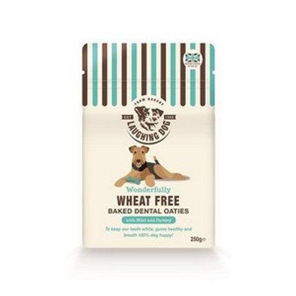 Laughing Dog Wheat Free Dental Oaties + Mint 250g