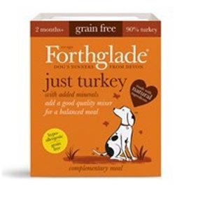 Forthglade Just Turkey (395g)