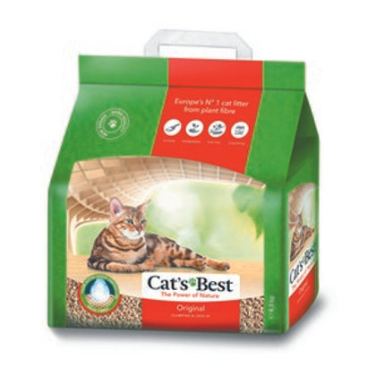 Cat's Best Original Clumping Litter 10l