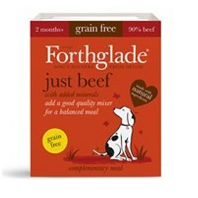 Forthglade Just beef (395g)