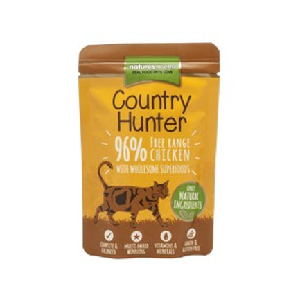 Natures Menu CH Cat Pouch Chicken & Heart 85g (6 pack)