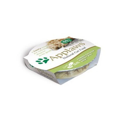 Applaws Cat Tender Chicken Breast With Rice Pot 60g