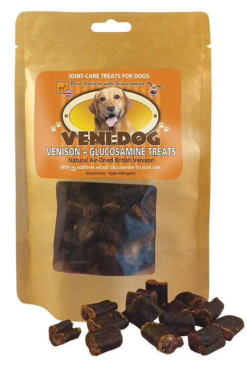 VeniDog Glucosamine Treat - 75g