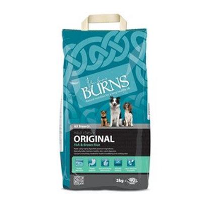 Burns Adult Original Fish and Brown Rice