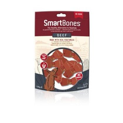 SmartBones Beef Mini Bones (8 Pack)