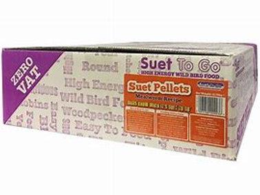 Mealworm Suet Pellets - 12.75kg