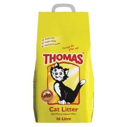 Thomas Cat Litter Giant 16L