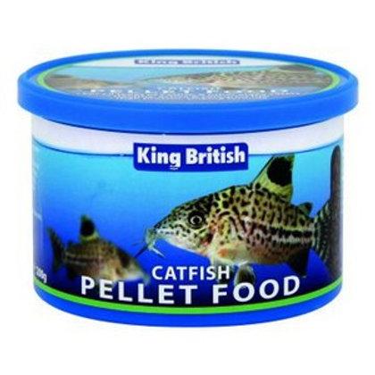 King British Catfish Pellet 200g