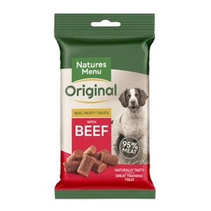 Natures Menu Dog Treats Beef 60g