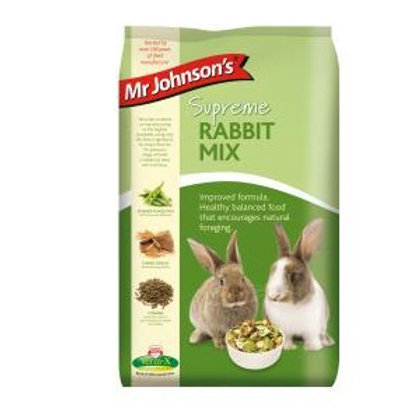 Mr Johnson's Supreme Rabbit Mix 2.25kg