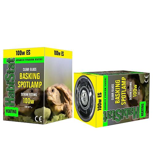 Habistat Basking Bulb - Screw Fit - 100 watt