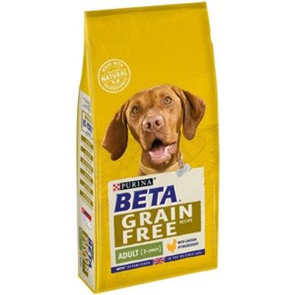 BETA Grain Free Adult Chicken 10kg