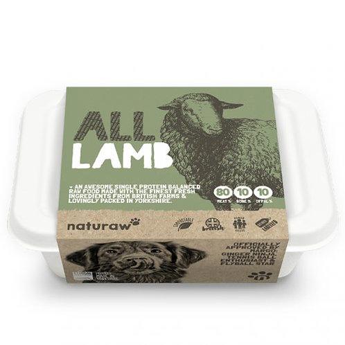 Naturaw All Lamb (500g)