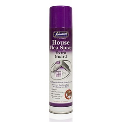 Veterinary House Flea Spray Extra Guard 400ml