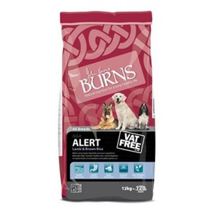 Burns Alert Chicken 12kg