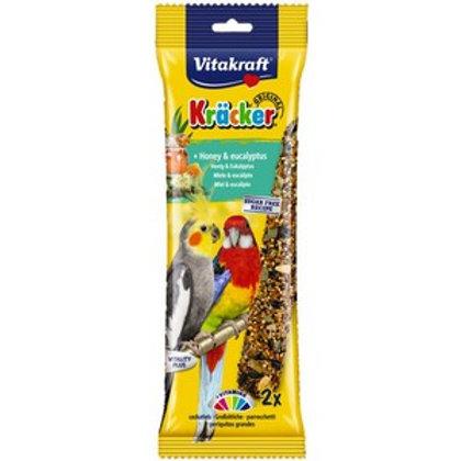Vitakraft Kracker Honey & Eukalyptus Cockatiel