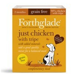 Forthglade Just chicken with tripe (395g)