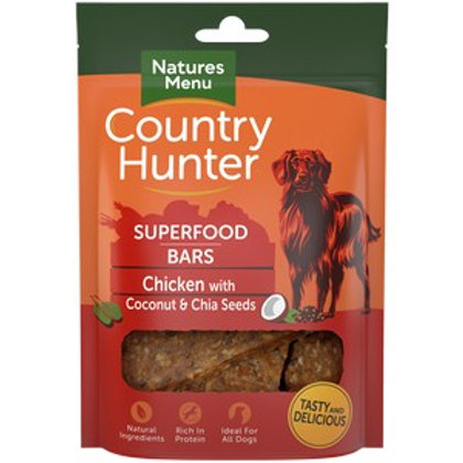 Natures Menu CH Superfood Bar Chicken 100g