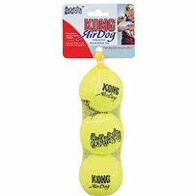 KONG Squeaker Air Balls Medium 3 Pack