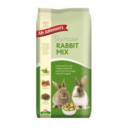 Mr Johnsons Supreme Rabbit Mix 15kg