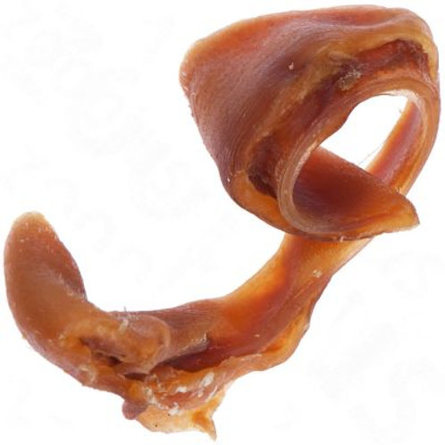 Naturals Pig Ear Strips - No Plastic Packaging