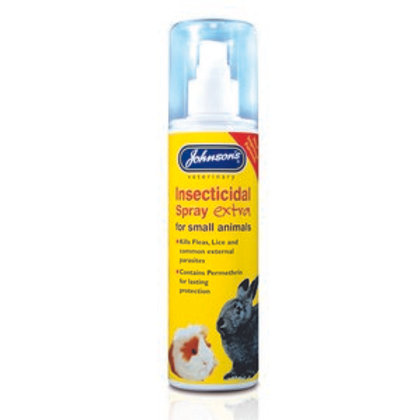 Insecticidal Spray Extra Small Animals 150ml