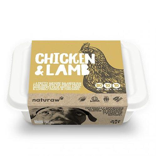 Naturaw Chicken & Lamb (500g)