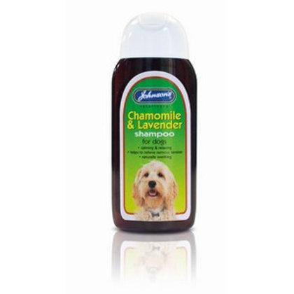 JVP Chamomile & Lavender Shampoo 200ml