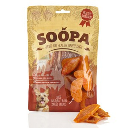 Soopa Sweet Potato Chews 100g