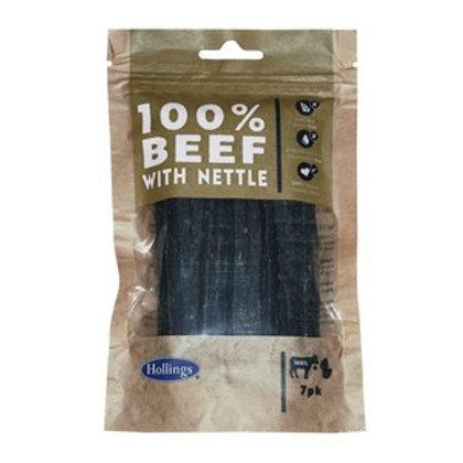 Hollings 100% Beef & Nettle