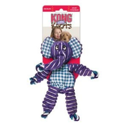 KONG Floppy Knots Elephant Med/Large